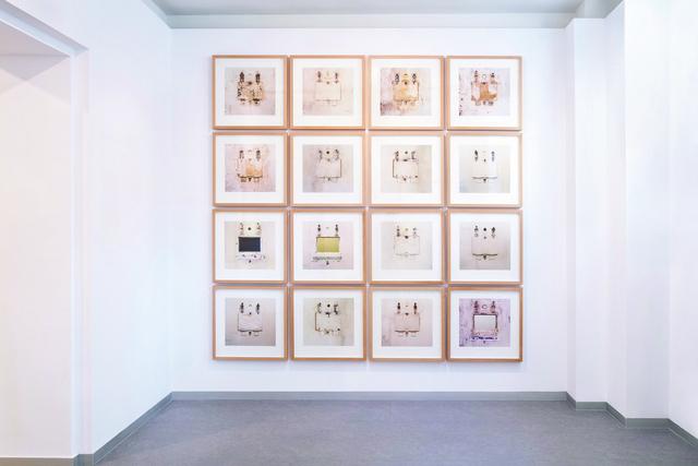 , 'Cells,' 2017, Galeria Casa Cuadrada