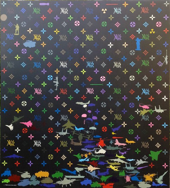 , 'Mur(war)kami,' 2015, Primo Marella Gallery