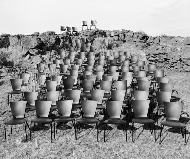 Chris Engman, 'The Audience', 2004, Galerie Kornfeld