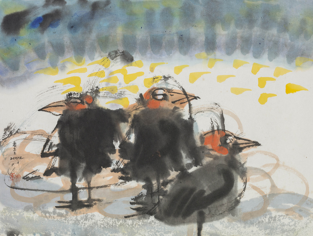 , 'Heading Home,' 2002, Liang Gallery
