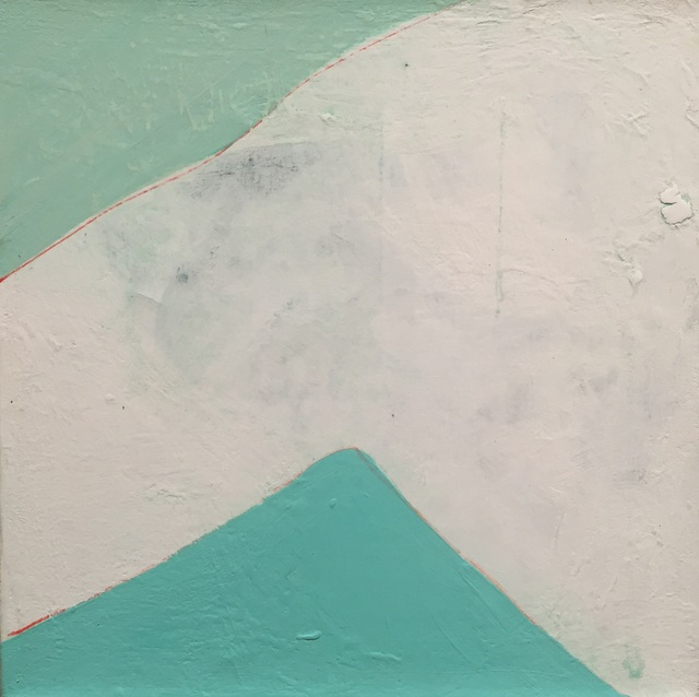 , '.06A Origin/tint of mint above deep sea,' 2015, Stuart & Co. Gallery