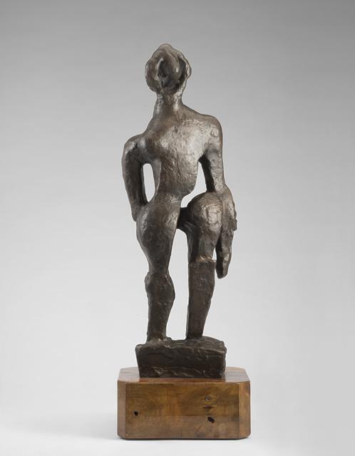 Ossip Zadkine, 'Femme debout', 1957, Il Ponte