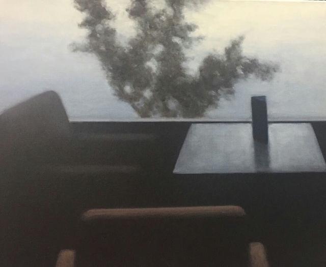 , 'Sillón con mesa cuadrada,' 2015-2017, Sala Parés