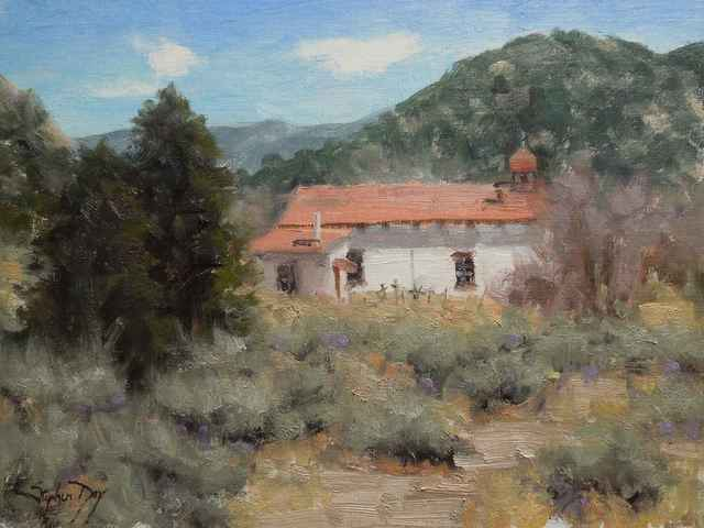 , 'New Mexico Church,' , Sorrel Sky Gallery