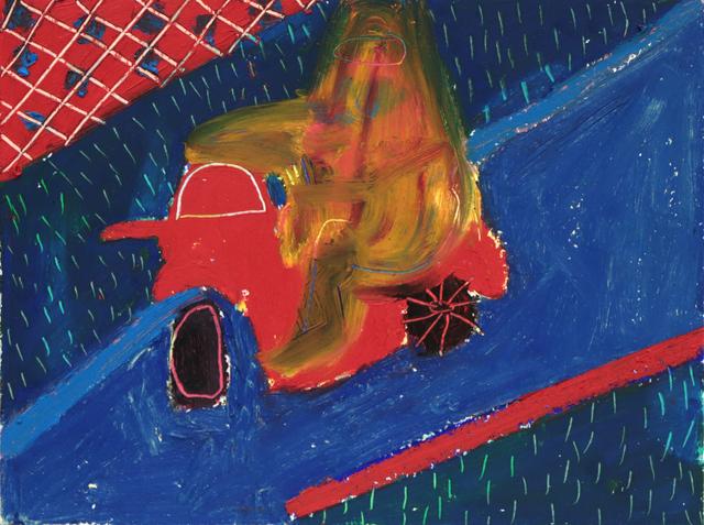 Virgil Baruchel, 'BLURRRRRRR (motobike)', 2018, Corkin Gallery