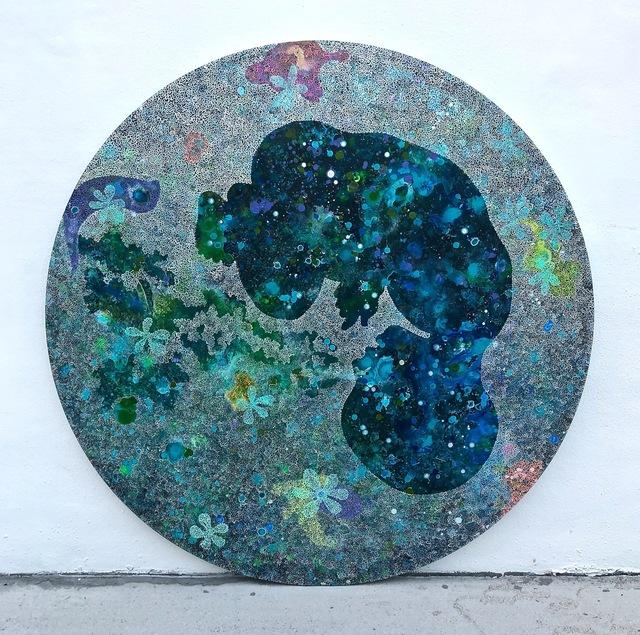 , 'Un-bilical,' 2018, Flow 305