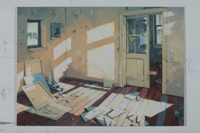 Sven Kroner, 'Selbst als Zimmer', 2016, Galerie Fons Welters