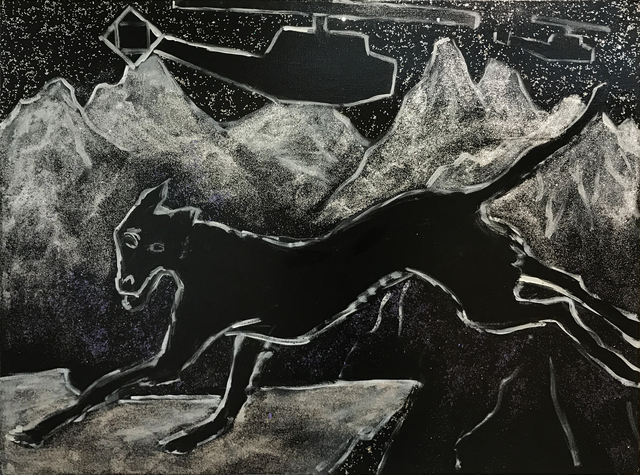 , 'Dog,' 2017, Nanda\Hobbs
