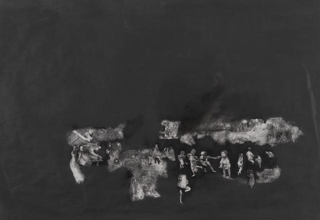 , 'Violent Ordeals (Garden),' 2011, Cob