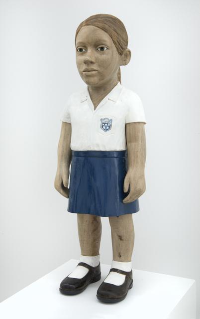 , 'Anna in Uniform,' 2014, Jack Shainman Gallery