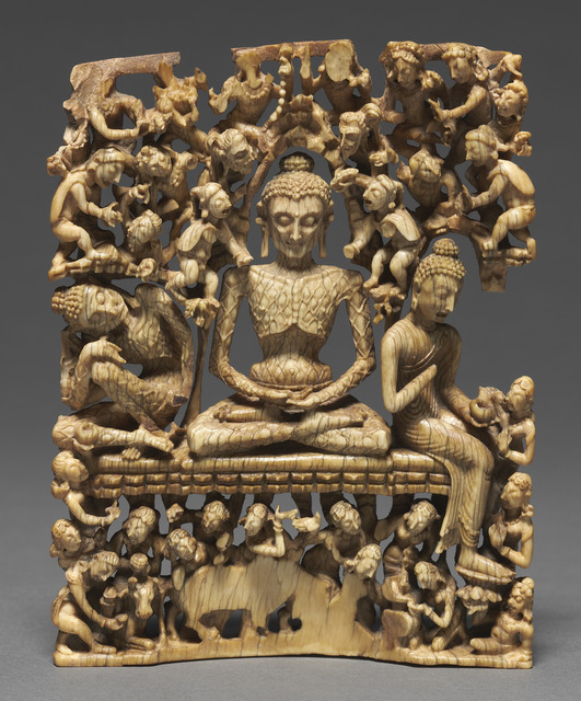 , 'Fasting Buddha,' 700-800, Asian Art Museum
