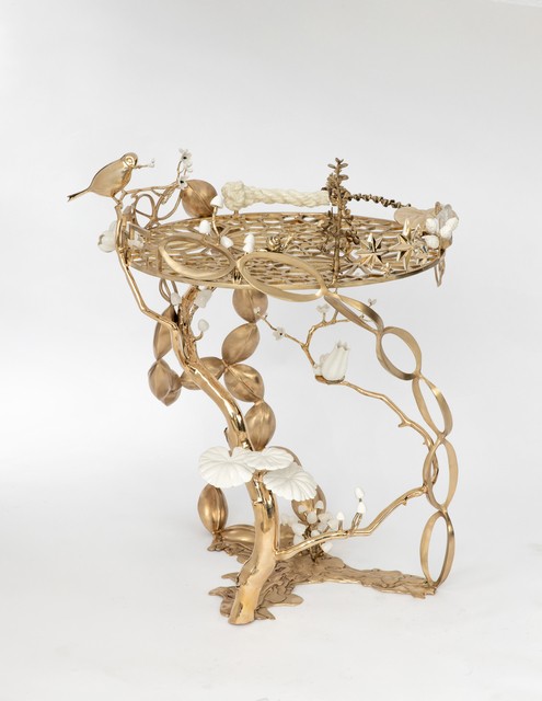 David Wiseman, 'Bowerbird Table', 2019, Kasmin