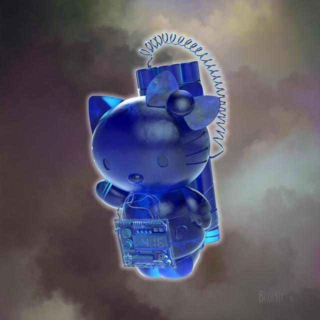 , 'Blueberry Bomb,' 2016, AFA Gallery