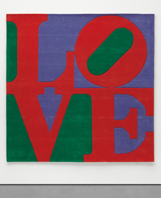 Robert Indiana, 'Chosen Love (Philadelphia)', 1995, Phillips
