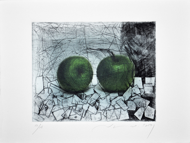 , 'Fruit Collection 13/15,' 2017, The Majlis Gallery
