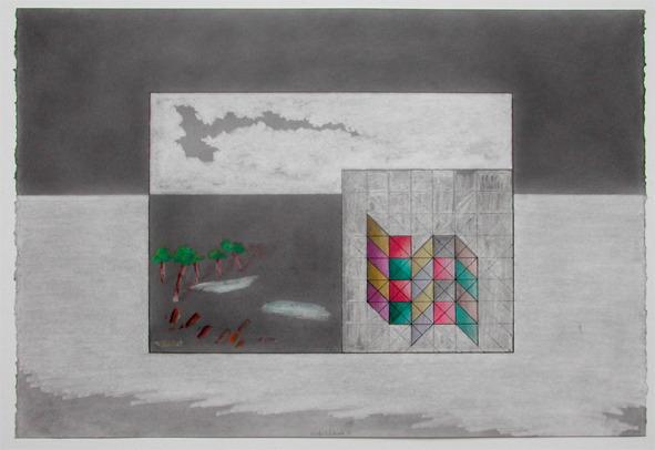 , 'Étude collatérale 21,' 2013, Galerie Graff
