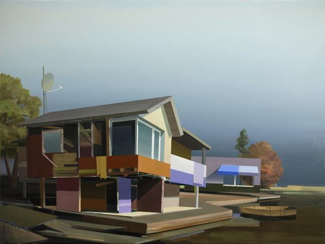 , 'Haus am See,' 2014, Marc Straus