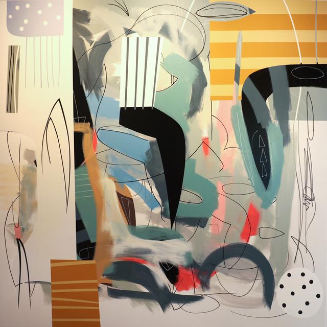 , 'Voyage ,' , Moberg Gallery