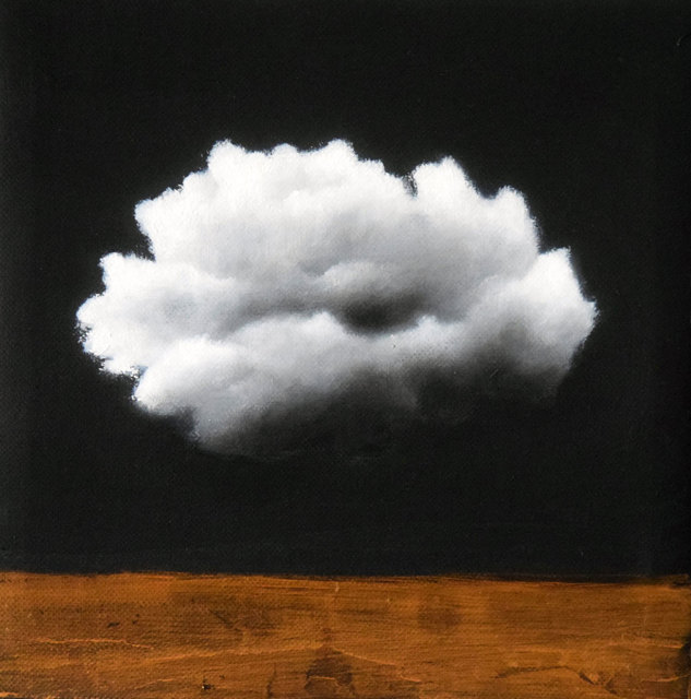 , 'Clouds XXII,' 2018, Galleria Punto Sull'Arte