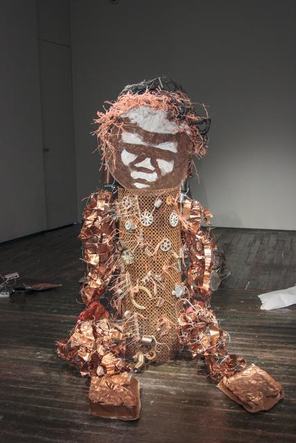 , 'NKONDI,' 2017, Traver Gallery
