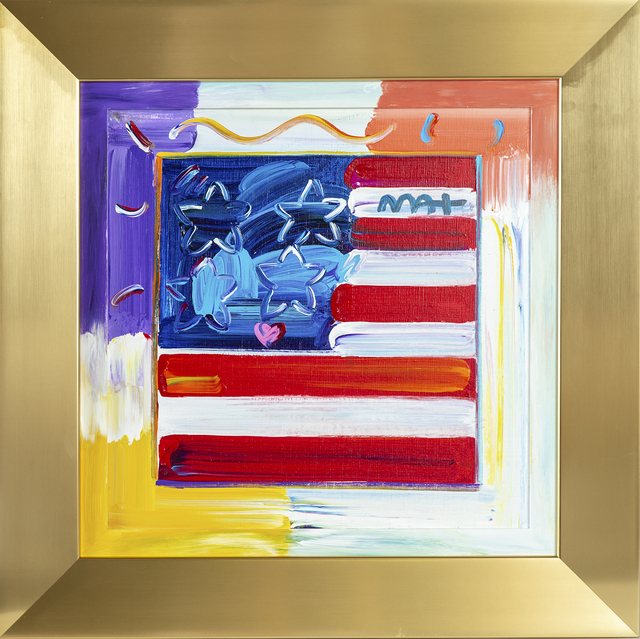 Peter Max, 'Flag', 2013, Modern Artifact