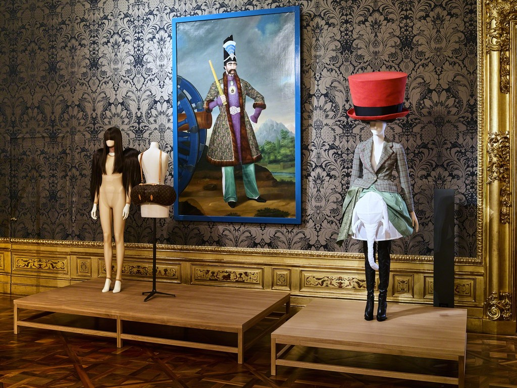 Exhibition view The Vulgar Fashion Redefined, Photo: Christian Wind © Belvedere, Vienna