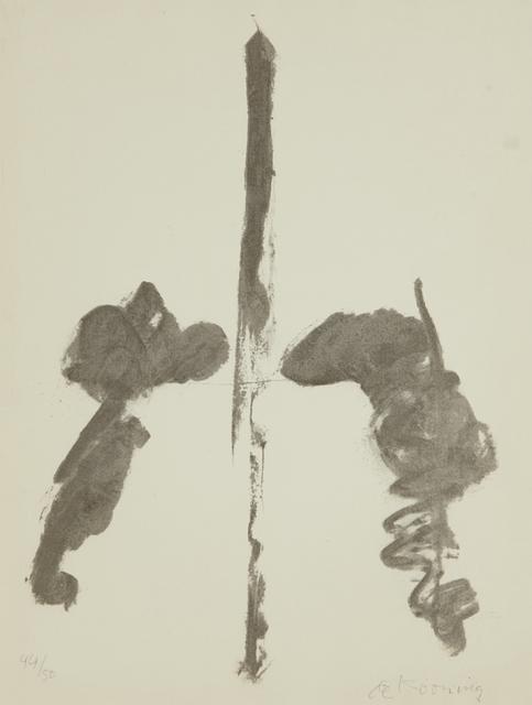 Willem de Kooning, 'Washington Monument', 1970, Phillips