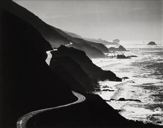 , 'Highway #1, Big Sur, California,' 1967, Susan Spiritus Gallery