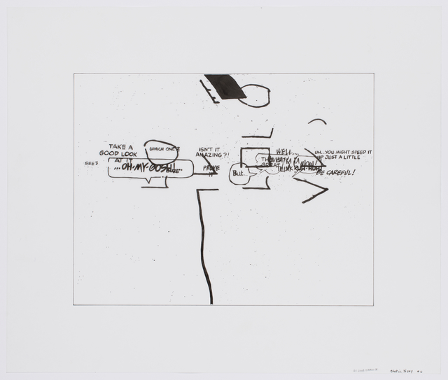 , 'that is. To say #6,' 2003, Reynolds Gallery