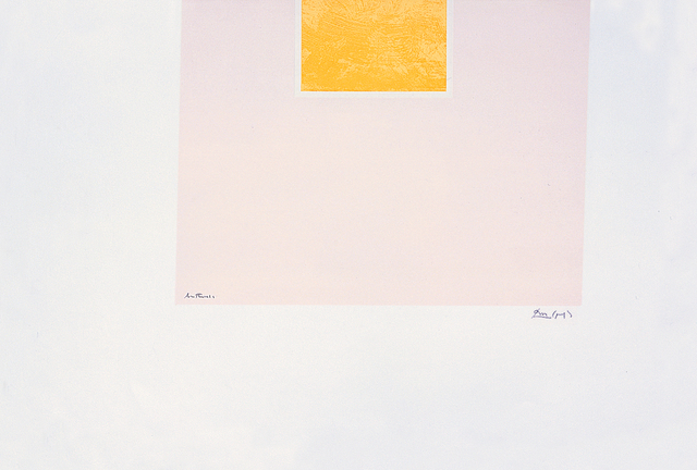 , 'London Series II: Untitled (Orange/Pink),' 1971, Marlborough Gallery