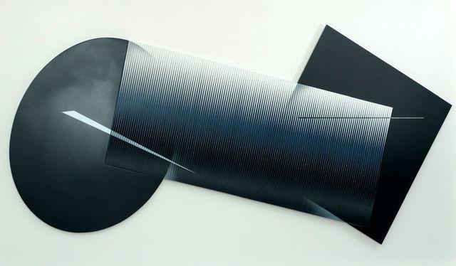, 'Battibecco tra il cerchio e il quadrato,' 2012, De Buck Gallery