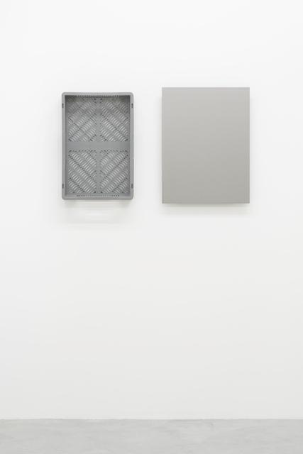 , 'Chrysler, PS4 (Bright Platinum met.),' 2015, Galerie Nordenhake