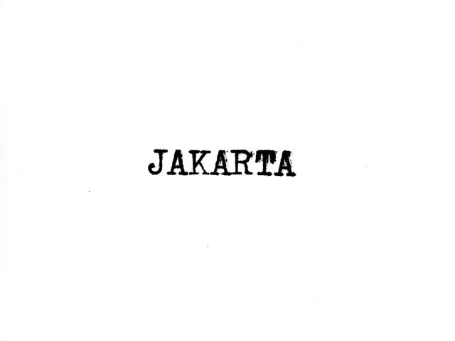 , 'Ginzburg á Jakarta,' 1979, Henrique Faria Fine Art