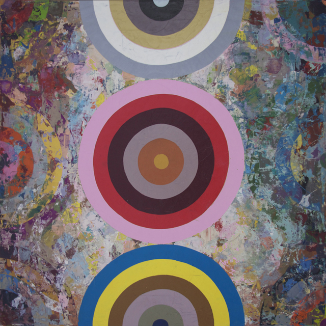 , 'Wild Rose Target,' , ARC Fine Art LLC