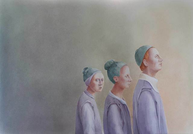 , 'Last In Line,' , Mall Galleries