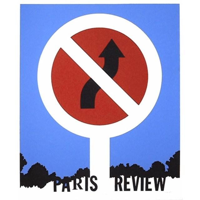 Allan D'Arcangelo, 'Paris Review', 1965, Grob Gallery