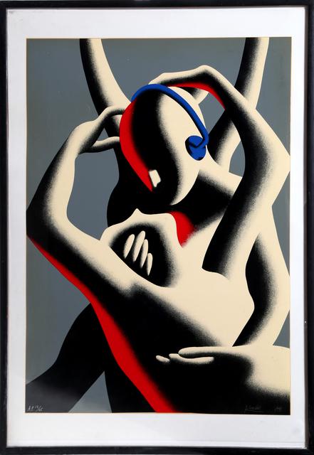 Mark Kostabi, 'Love in Stereo', 1991, RoGallery