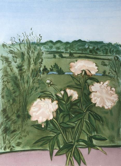 , 'Peonies,' 1990, RoGallery