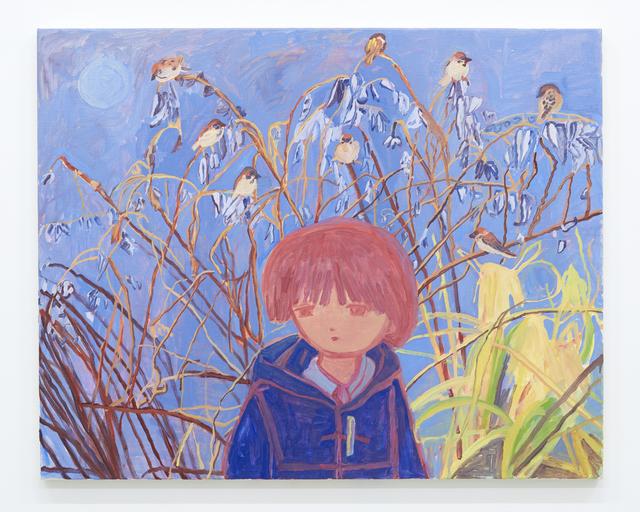 Makiko Kudo, 'Weight as heavy as wastepaper', 2018, Tomio Koyama Gallery