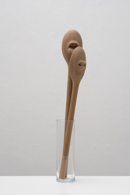 Edgard de Souza, 'Spoon licks spoon 2', 2017, Galería Vermelho