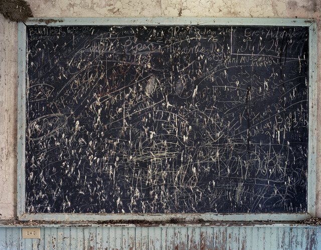 Andrew Moore, 'School District 123, Cherry County, Nebraska,' 2013, Yancey Richardson Gallery