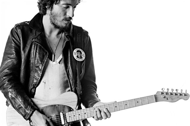, 'Bruce Springsteen: Making It Talk,' 1975, Snap Galleries