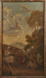 17Th/18Th c. (Anonymous) Venetian Painting