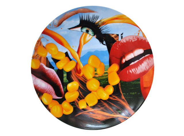 , 'Coupe Plate Lips,' 2013, Artsnap