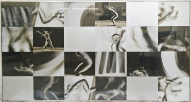 Umberto Ciceri, 'Hypertrait, Unstable Combine Sync. 1264', 2018, Liquid Art System