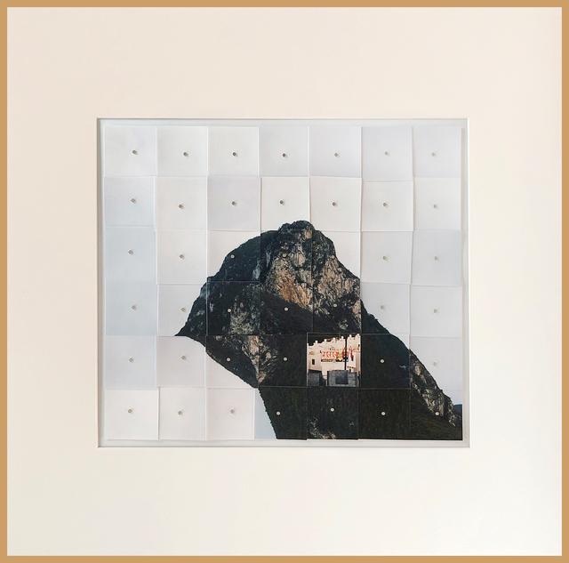 , 'Accumulations No. 5 (Escobedo),' 2018, Circuit Gallery