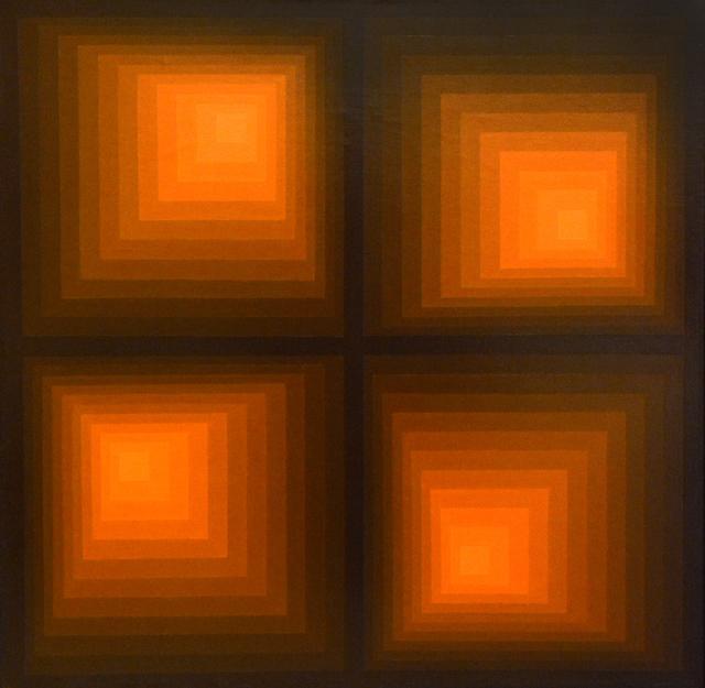 , 'Shifting Squares,' 1960, Guarisco Gallery