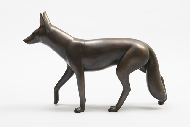 , 'Coyote II, 1/6,' 2018, Telluride Gallery of Fine Art