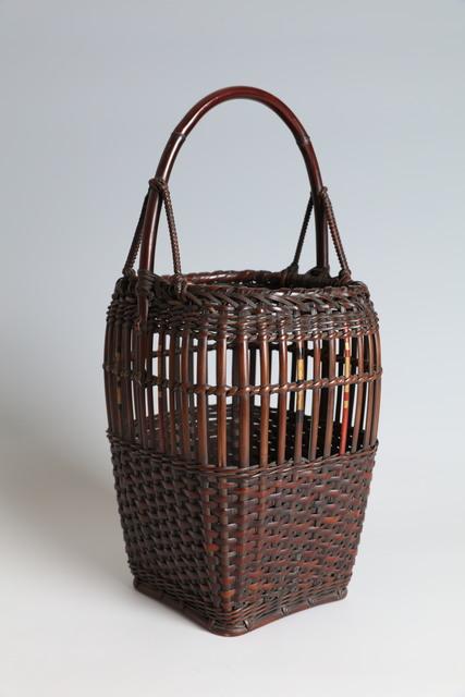 , 'Flower Basket in the Form of an Armor Box (T-4372),' Showa era (1912, 1926), 1920s, Erik Thomsen