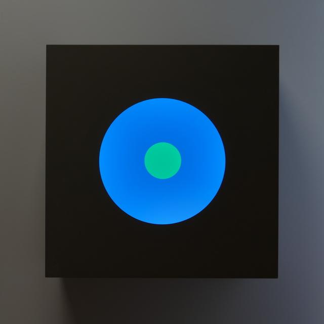, 'Chromat 9,' 2015, Bartha Contemporary